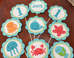 Under The Sea Centerpieces by Sea Centerpiece Etsy