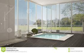 scandinavian bathroom white minimalistic interior design big w