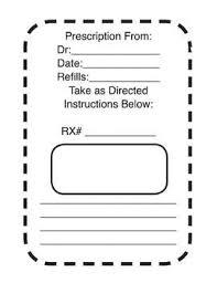 pill bottle label template template idea