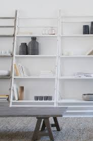 White Leaning Bookshelves by 54 Best Shelves Images On Pinterest Projects Stairs And