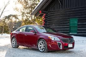 buick sedan buick regal gs mild mannered sport sedan new on wheels