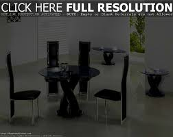 furniture easy the eye best round glass kitchen table set danish