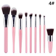 sixplus cosmetics brushes 2017 new trend kabuki mini blush