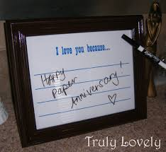 1st wedding anniversary gifts beautiful wedding anniversary gifts for him ideas styles