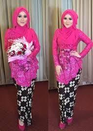 model baju kebaya muslim 16 model kebaya muslim terbaru dan populer di kalangan muslimah