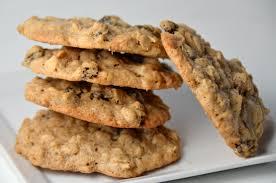raisin pecan oatmeal cookies i sing in the kitchen