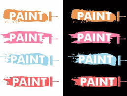 paint color sample icons colorful grunge design free vector in