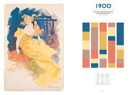 100 years of color beautiful color combinations of the 20th century