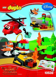 lego fire rescue team instructions 10538 duplo