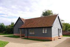 Suffolk Barns To Rent Contemporary Timber Windows In A Converted Barman Suffolk Barn
