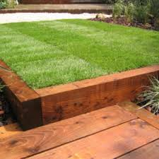 Gardens With Sleepers Ideas Garden Design Ideas With Railway Sleepers Archives
