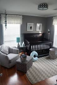henry u0027s chevron nursery gender nursery and gray