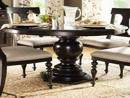 Dining Room Best  Glass Round Table Ideas On Pinterest With - Brilliant small glass top dining table house