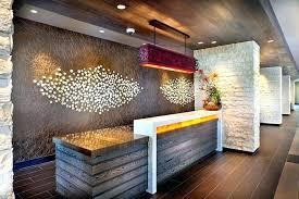 Unique Reception Desks Front Desk Design Spectacular Reception Desk Design Ideas