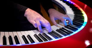 piano keyboard with light up keys boston startup looks to shake up music industry with 360 degree