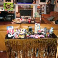 Disco Party Centerpieces Ideas by 80s Party Guide Like Totally 80s