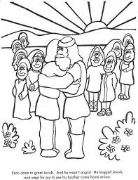 testament hebrew jewish bible kids coloring pages free