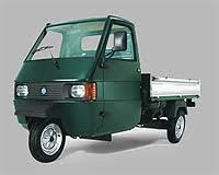 auto mit ladefläche news piaggio dreirad und skoda