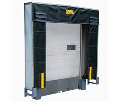 Loading Dock Air Curtain Loading Dock Seals U0026 Shelters Pentalift Equipment