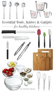 essential knives for the kitchen 18 essential tools knives gadgets for healthy kitchens 7