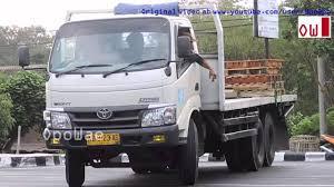 truck toyota 2016 new toyota dyna 130ht truck double gardan youtube