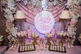 baby shower candy table for baby shower candy buffet ideas netcoders biz