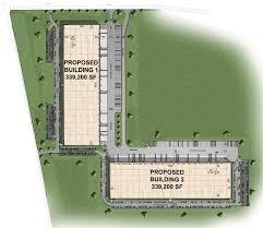 Building Site Plan 51 U0026 53 Commerce Center Site Plan