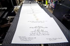 shaadi invitations prince harry and meghan markle s wedding invitations are a work of