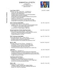 Tv Host Resume Download Betty Jo Grogg Docshare Tips