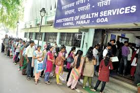 Jobless Claims by Only 8 5 Goans Are Jobless Claims Report 80 Reservations For