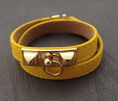 luxury leather bracelet images Epacket women bracelet pyramid rivet punk bracelet h leather jpg