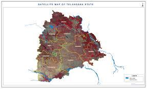 Soil Maps Irrigation In Telangana State