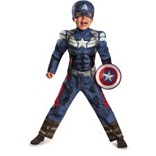 toddler halloween costumes party city captain america 2 toddler halloween costume walmart com