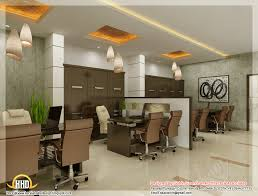 Beautiful Home Designs Interior Beautiful 3d Interior Office Designs Kerala Home Design And