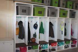 diy kids lockers diy garage mudroom lockers with lots of storage keeping it