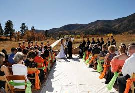 Colorado Springs Wedding Venues Wedding Venues In Colorado Springs Brush Canyon Ranch Mountain