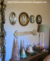 my thrift store addiction creating christmas have yourself a