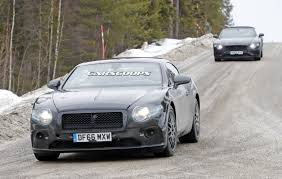 continental bentley 2018 bentley continental gt u0026 gtc show off new body