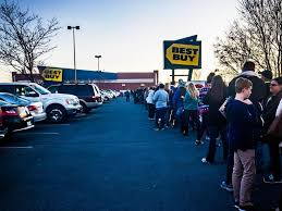 black friday 2017 best buy boast crowds and lines business