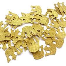 Royal Prince Decorations Amazon Com Glitter Gold Royal Prince King Crown Confetti 2