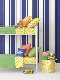 How To Get Paint Off Walls by 5 Ways To Paint Stripes On Walls Hgtv