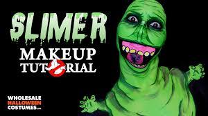 slimer makeup tutorial ft caitlyn kreklewich whcdoessfx youtube