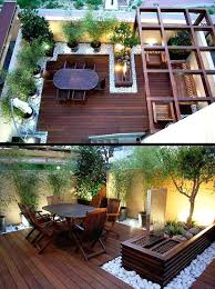 Home Garden Idea Open Terrace Designs