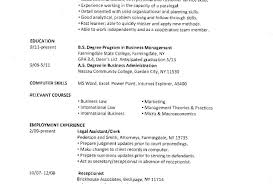 Paraprofessional Resume Sample Stunning Tags Example Of College Resume Criminal Justice Resumes