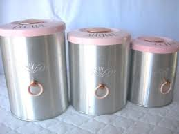 vintage canisters for kitchen 148 best vintage kitchen canisters tins images on
