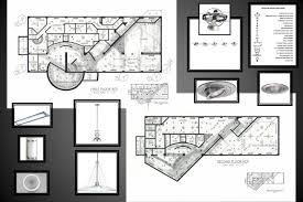 Bellagio Hotel Floor Plan by The Gherkin Swiss Re Courtyard London Fitzpatrick Design Studio
