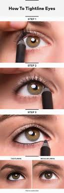 tightlining 17 great eyeliner hack for makeup junkies makeup tutorial