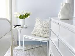 All White Home Interiors The Psychology Of Color Diy