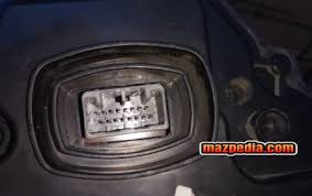 wiring diagram pin out speedometer beat street mazpedia com