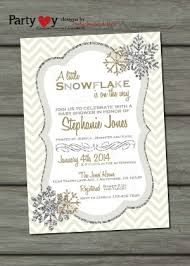 10 winter baby shower invitations babble